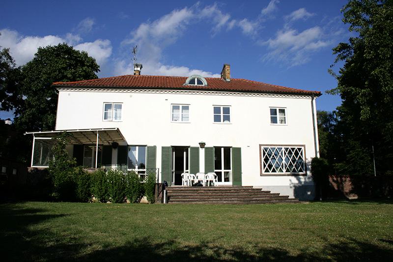 Arkitektritad villa av Nils A Blanck